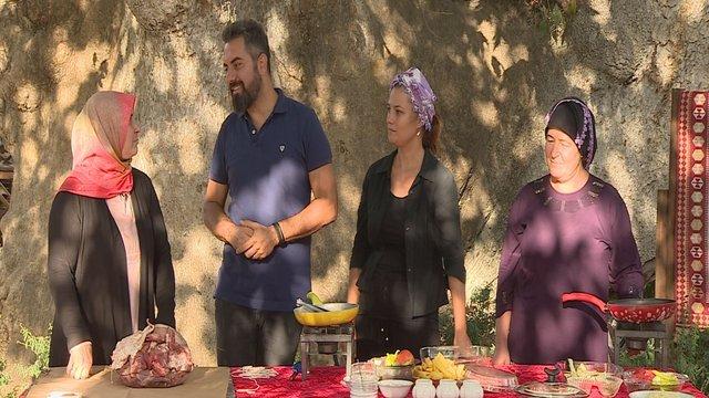 Turgay Başyayla İle Lezzet Yolculuğu 176. Bölüm / İzmir