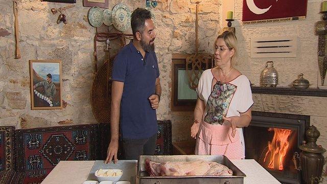 Turgay Başyayla İle Lezzet Yolculuğu 177. Bölüm / İzmir