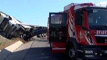Kuzey Marmara Otoyolu'nda kaza: 1 ölü