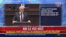 Başbakan'dan vize krizi açıklaması: Müttefiklik ilişkimizle bağdaşmıyor
