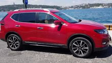 Haberturk ekibi yeni Nissan X Trail  modelini test etti