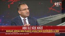 Bekir Bozdağ Habertürk TV'de