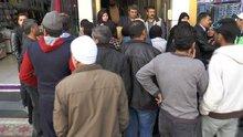 Elazığ'dan Malatya'ya yardım için gelen Suriyeliler elleri boş döndü