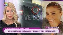 Gülben Ergen Erhan Çelik'in otopark görüntüleri hakkında açıklamalarda bulundu