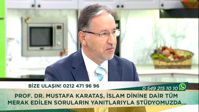 Zahide Yetiş ve Mustafa Karataş'la Cuma Sabahı 39. Bölüm