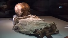 Türkiye'nin ilk ve tek mumya bölümüne sahip Aksaray Müzesi