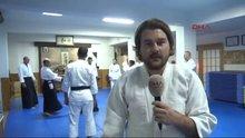 Doktorlara 'aikido' dersi