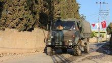 TSK'dan Reyhanlı'daki sınır hattına sevkiyat