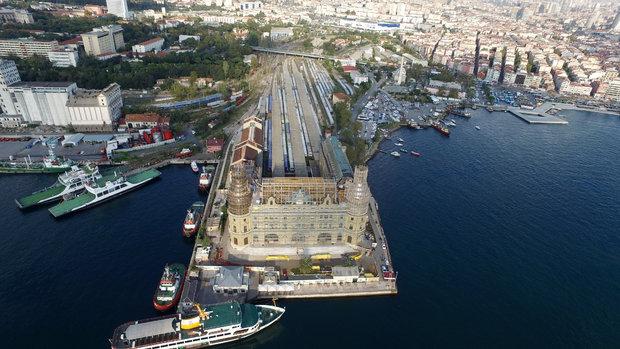 Gebze-Haydarpaşa ve Sirkeci- Halkalı banliyö hatları 2018 açılacak