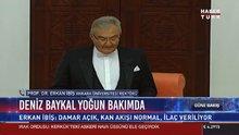 Deniz Baykal yoğun bakıma kaldırıldı! Prof. Dr. Erkan İbiş açıklama yaptı!