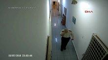 Hulusi Akar ve Yaşar Güler'in tutulduğu koridordan ilk görüntüler
