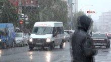 Kar, Ardahan'ı beyaza bürüdü
