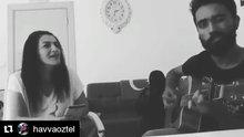 """Aleyna Tilki'nin annesi Havva Tilki'den """"Sen Olsan Bari"""" performansı!"""