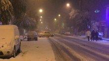 Ardahan'da kar esareti! 17 köy yolu ulaşıma kapalı