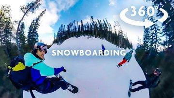 Kayak keyfini 360 derece kaydetti