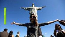 Jessica May'in eğlenceli Brezilya gezisi!