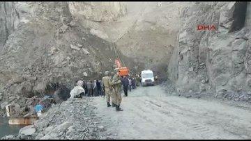 Şırnak'ta kömür ocağında göçük! 7 işçi kurtarıldı