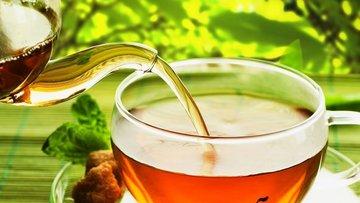 Soğuk algınlığına, sonbahar çayı