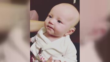 İlk kez duyan bebeğin duygu karmaşası