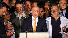 Rektör İbiş, Deniz Baykal'ın son sağlık durumunu açıkladı