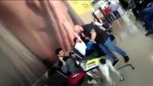 Avusturya polisi, havalimanındaki Türk yolcuları köpeklerle aradı!