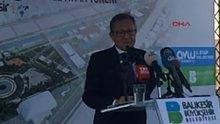 Balıkesir Belediye Başkanı Edip Uğur: Bu işin içinde vefa da var, veda da var