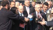 Kılıçdaroğlu: (Baykal'ın sağlık durumu) Umut verici değerlendirmeler var