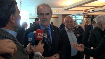 Bursa Belediye Başkanı Recep Altepe: Görevimize devam ediyoruz