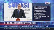 Erdoğan'dan Trump'a 'medeniyet' eleştirisi