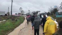 Tekirdağ'da sel: Askeri araç suya kapıldı, 1 asker aranıyor