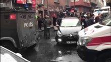 Okmeydanı'nda iki grup arasında silahlı çatışma
