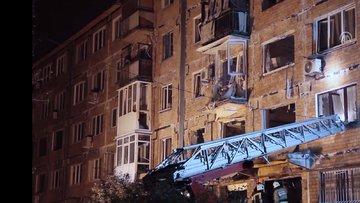 Ukrayna'nın Donetsk kentinde patlama
