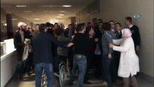 Çağlayan'daki İstanbul Adliyesi'nde gerginlik çıktı