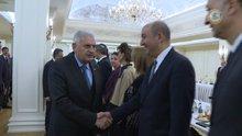Başbakan Yıldırım, yeni atanan büyükelçileri kabul etti