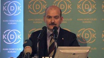 Süleyman Soylu'dan okul servislerindeki cam filmlerine ilişkin açıklama