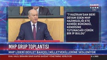 Devlet Bahçeli'den İYİ Parti yorumu: Bu vücudun sonu siyasi mezarlıktır