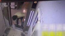 Çinli adamın asansörü durdurma düşüncesi pahalıya patladı!