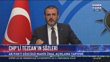 AK Parti Sözcüsü Ünal'dan Kılıçdaroğlu'na yanıt