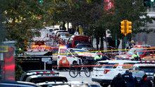 New York 'taki terör saldırısını gerçekleştiren kişinin yakalanma anı