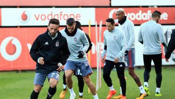 Beşiktaş, Monaco maçı hazırlıklarını tamamladı