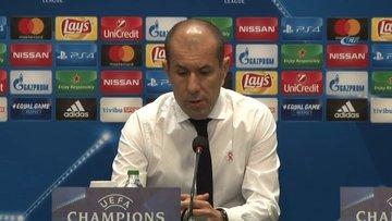Leonardo Jardim: Beşiktaş çok iyi bir takım