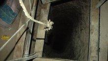 Define bulmak için evinin altına 40 metre tünel kazdı, hayalleri suya düştü