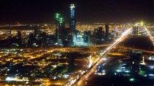 Riyad Kral Halid Havaalanı'nda patlama sesi!
