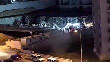 Başkent'te inşaatta göçük: 5 yaralı