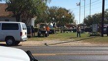Teksas'ta kilisede katliam: Çok sayıda ölü var
