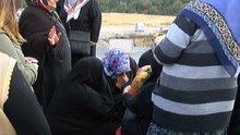 Fatih'te babasının öldürdüğü çocuk son yolculuğuna uğurlandı