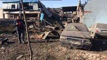 Bursa'da tekstil fabrikasında patlama; çok sayıda yaralı var