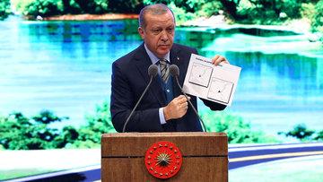 Cumhurbaşkanı Erdoğan'dan AKM eleştirilerine yanıt
