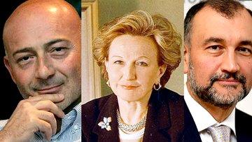 Türkiye'nin en zengin 10 insanı