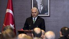 Başbakan Yıldırım, Büyük Önder Atatürk'ü anma törenine katıldı